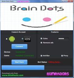 Brain Dots est un jeu qui est très populaire en France. Et si vous êtes très difficile d'obtenir une pointe Brain Dots astuce / générateur de triche pour générer des pièces illimitées. Ne vous inquiétez pas, vous pourrez sûrement obtenir tout cela ici. Brain Dots hack Cet outil de générateur pour produire quelque chose éléments illimitées.