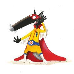"Résultat de recherche d'images pour ""image super héros"" School Themes, Craft Activities For Kids, Wolf, Clip Art, Cartoon, Illustration, Animals, Elementary Counseling, Career Counseling"