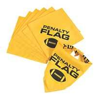 Football Penalty Flag Bandanas 13776766 Flag Bandana Football Vinyl Banners