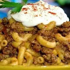 Goulash Recipe courtesy Paula Deen - Recipes, Dinner Ideas, Healthy Recipes & Food Guide