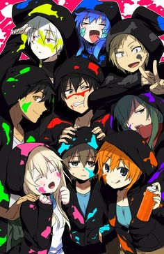Kagerou Project - Mekakucity Actors (メカクシティーアクターズ)