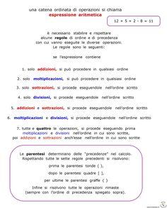 n. 1 - I termini delle operazioni      Ed ora unpo' di frazioni ...    n. 2 - Frazioni         n. 3 - Frazioni ...        nr. 4 - Frazion...