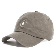 Adjustable Cotton Baseball Cap Unisex Unconstructed Letters Dad Hat - Khaki  - CB185EUYUW7 - Hats   Caps f52f6a4ff19e