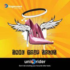 Stagecoach Unirider #Heckford