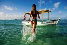 hot brasilian slut posing hot in sweet bikini on her big sexy ass Beach Girls, Summer Girls, Summer Time, Reef Girls, The Bikini, Bikini Girls, Sexy Bikini, Blue Bikini Bottoms, Workout Tanks