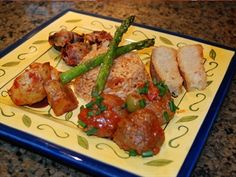 Chorizo meatballs: gluten-free and garlic lover approved
