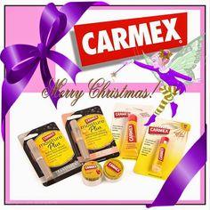 Carmex Spain: Sorteo navideño con Mariposas en mis sueños