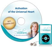 Soul Journeys: Activation of the Universal Heart. Are you ready to finally feel completely connected on all levels of your BE-in and at one with the universe?