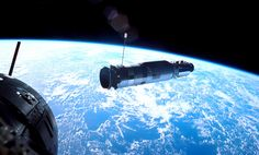 Gemini X Agena Target Docking Vehicle