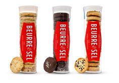 BEURRE & SEL BRANDING FOR GOURMET COOKIE MONSTERS #branding #logo #NYC