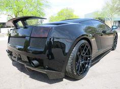 Dreamy #Lamborghini Gallardo Superleggera. Join the #ebay auction today... #spon