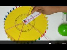 Class Chapter : Circle Theorem Equal chords of a circle subtend equal angles at the centre. Circle Theorems, Year Planning, Math Charts, Math Projects, Kids Education, Maths, How To Plan, Bed, Youtube
