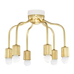 Ceiling lamp - 2353 Brass by Svenskt Tenn