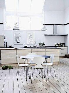 7 Discerning Cool Tips: Minimalist Home Living Room Fireplaces minimalist interior apartment architecture.Minimalist Home Design Interior. Interior Design Minimalist, Modern Kitchen Design, Minimalist Decor, Interior Design Kitchen, Kitchen Decor, Kitchen Art, Kitchen White, Minimal Kitchen, Open Kitchen