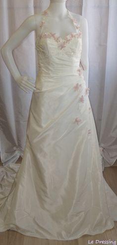 robe de marie doccasion ivoirerose modle apalis de chez point mariage - Point Mariage La Rochelle