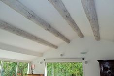 90 Idees De Poutres Peintes Poutres Peintes Deco Maison Decoration Maison