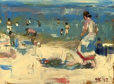 Beach No.1 by darrenthompson on Etsy
