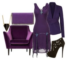 """Armchair X3"" by secretsoftheslytherin ❤ liked on Polyvore"