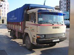 Ebro E60  kamyon - Ebro, Nostalgia, Old Trucks, Transportation, Spanish, Motorcycles, Vintage, Nice, The World