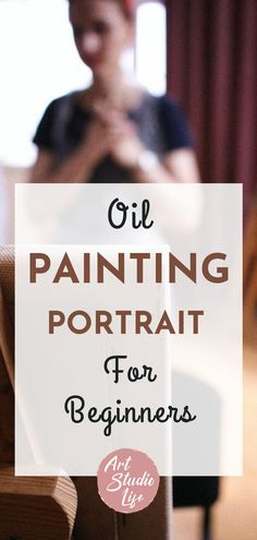 Learn how to create a portrait painting, with this oil painting for beginners step by step tutorial. Discover how to deconstruct a work and create a painting sketch of your portrait.