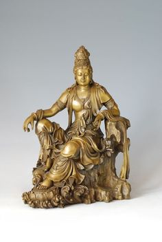 Statues & Sculptures Dropship Chinese Handmade Carving Exquisite Avalokitesvara Boxwood Handle Car Decoration Home Furnishing Buddha Wooden Crafts Reasonable Price Home Decor