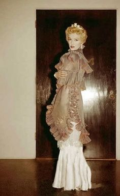 "Marilyn Monroe #Costume Test for Character ""Elsie"""