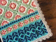 CypressTextiles Desert Bloom Blanket