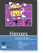 Reading Rockets' Heroes Reading Adventure Pack