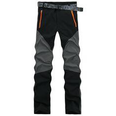 Aliexpress.com: Comprar 2016 Marca Impermeable Pantalones Del Estiramiento Del…