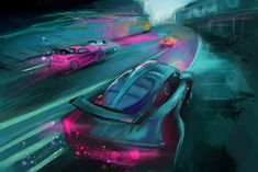 racing by morgenty on DeviantArt