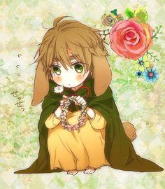 Bunny England // Hetalia