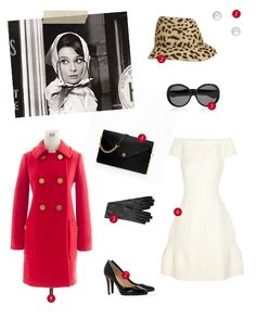Look Inspired by Audrey Hepburn in Charade http://chevronsandstripes.com/wp-content/uploads/2012/08/audrey-hepburn-charade.jpg