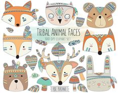 This listing is for a set of 19 hand drawn tribal design elements and woodland animals. Perfect for use in scrapbooking, party invitations, greeting cards, decorations, and much more!!  ≈≈≈≈≈≈≈≈≈≈≈≈≈≈≈≈≈≈≈≈≈≈≈≈≈≈≈≈≈≈≈≈≈≈≈≈≈≈ ITEMS INCLUDED IN INSTANT DOWNLOAD- ≈≈≈≈≈≈≈≈≈≈≈≈≈≈≈≈≈≈≈≈≈≈≈≈≈≈≈≈≈≈≈≈≈≈≈≈≈≈  • 19 X-Large 300 DPI PNG files with transparent backgrounds - each measuring approximately 20X20 inches (6000X6000 px)  • 19 X-Large 300 DPI JPG Files - each measuring approximately 20X20 inches…