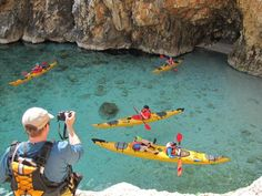 Sea Kayak Croatia - Day Tours - Rab Island, Croatia