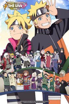 Naruto Minato, Naruto Uzumaki Shippuden, Kurama Susanoo, Boruto And Sarada, Naruto Anime, Naruto Art, Otaku Anime, Boruto Characters, Naruto Teams
