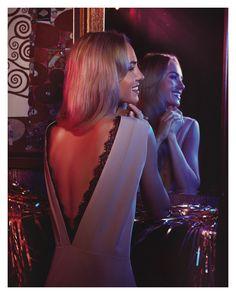 Beige Dresses, Formal Dresses, Stunning Dresses, V Neck, Chic, Model, How To Wear, Loose Fit, Deep