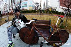 픽시 자전거 스키딩 @홍스 http://blog.naver.com/timbuk2_kr/150180313161