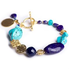 N°150 Midnight Agate Sky Statement Bracelet - Luka - Contemporary Handcrafted Statement Jewellery Australia