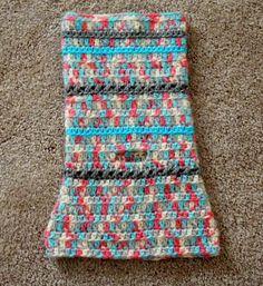 Handmade Warm Crochet GREYHOUND Dog SNOOD Beach by CanyonRiver, $15.00