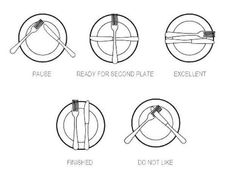 Savoir vivre: Τι σημαίνουν όλα αυτά τα μαχαιροπίρουνα στο τραπέζι - Living | Ladylike.gr