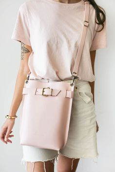 Pink Leather, Cow Leather, Cowhide Leather, Suede Leather, Leather Crossbody Bag, Leather Backpack, Leather Bags Handmade, Suede Material, Natural Leather