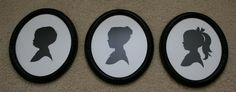 Silhouette project. I think I'll do these for my daughter and the cats!