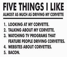 When I have my vette. Corvette Summer, Chevrolet Corvette, Chevy, Car Jokes, Car Humor, Corvette Grand Sport 2017, Driving Humor, Best Muscle Cars, Car Pictures