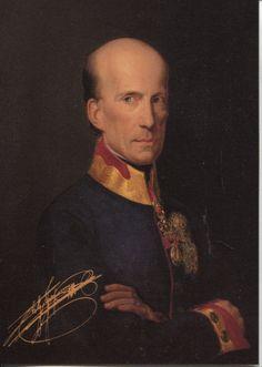 Alte Kunstpostkarte - Erzherzog Johann von Österreich Poster, Painting, Google, Clouds, Holy Roman Empire, Hungary, House, Cards, Kunst