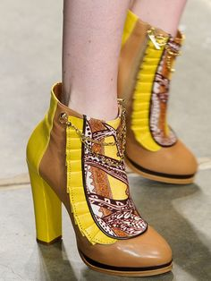 Fall 2012 Accessories - New York Fashion Week 2012 Shoe and Handbag Trends - Real Beauty