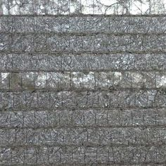 DN3797 - Candice Olson Grey Woven Capiz Shell Wallpaper