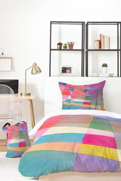 Elena Blanco Colours Bed In A Bag | DENY Designs Home Accessories