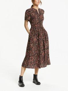 BuySomerset by Alice Temperley Leopard Print Shirt Dress 7f9e5ef4b