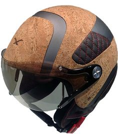 I haf no need for it but I want one. Hey Nexx, how about a Snowboard helmet please? The stunning new Nexx X60 Cork. Check out that finish!