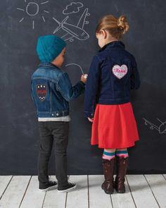 personalized boys levi's® denim jacket